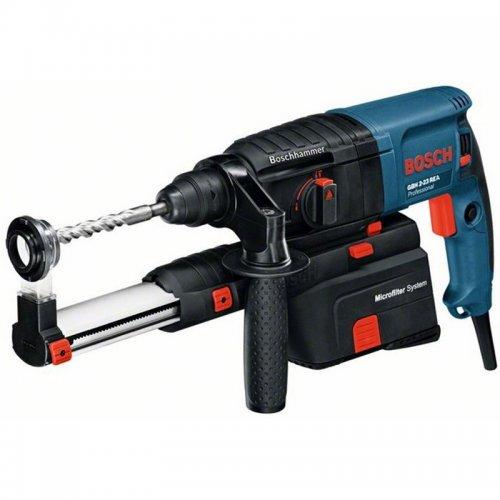 Vrtací kladivo s odsáváním 710W Bosch GBH 2-23 REA Professional 0.611.250.500