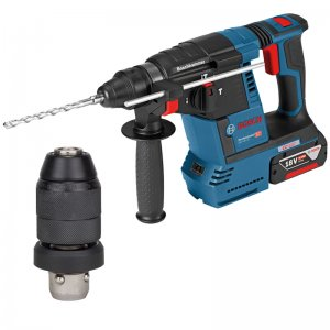 Aku kombinované kladivo SDS-Plus bez aku Bosch GBH 18V-26 F Professional 0.611.910.000