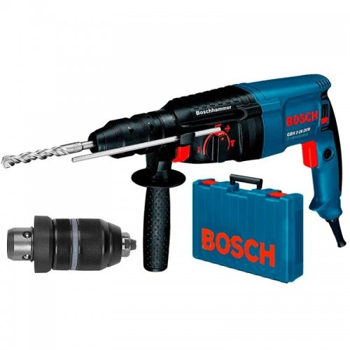 Kombinované kladivo Bosch GBH 2-26 DFR 0.611.254.768