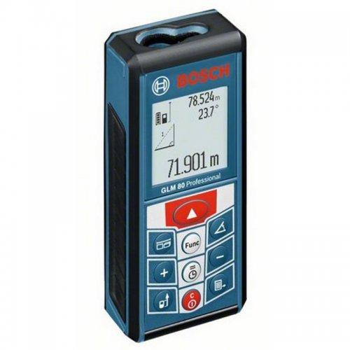 Laserový měřič vzdálenosti a sklonu Bosch GLM 80 Professional