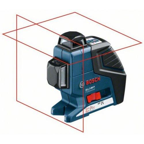 Křížový laser Bosch GLL 2-80P Professional