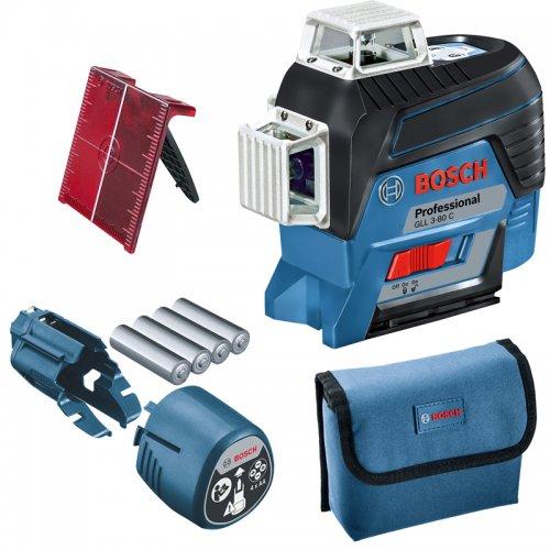 Křížový laser Bosch GLL 3-80 C Professional