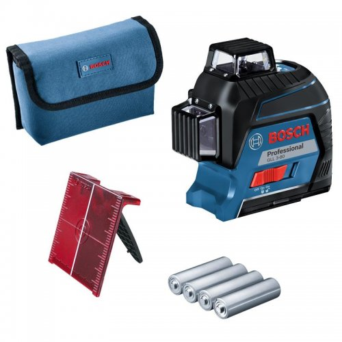 Křížový laser Bosch GLL 3-80 Professional