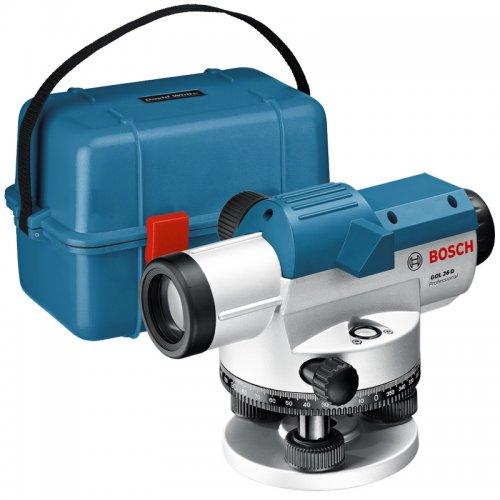Optický nivelační přístroj Bosch GOL 26 D Professional 0 601 068 000