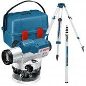 Optický nivelační přístroj Bosch GOL 26 G + GR 500 + BT 160 0 615 994 00C