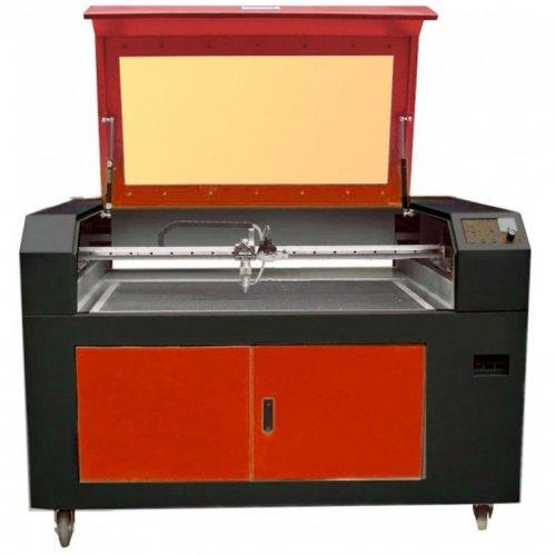 Gravírovací a řezací CO2 laser Numco E 6090