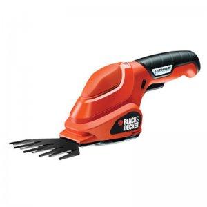 Aku nůžky na trávu 3,6V/1,1Ah Li-Ion Black&Decker GSL200
