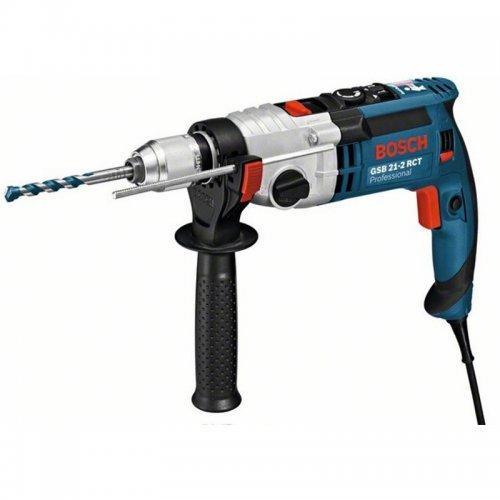 Příklepová vrtačka Bosch GSB 21-2 RCT Professional