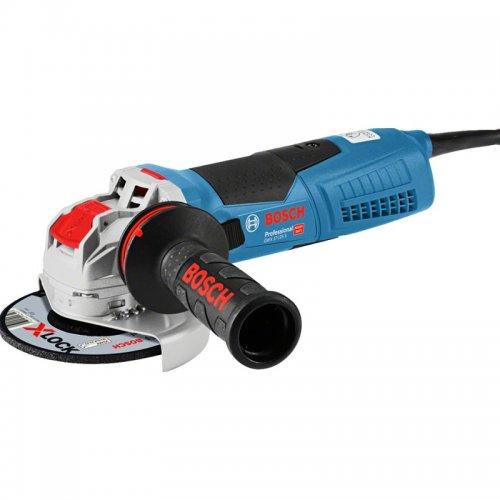 Úhlová bruska X-LOCK Bosch GWX 17-125 S Professional 0.601.7C4.002