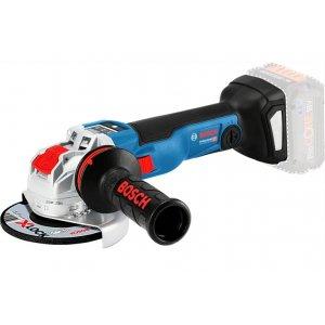 Aku úhlová bruska X-LOCK 18V bez aku Bosch GWX 18V-10 SC  Professional 0.601.7BO.400