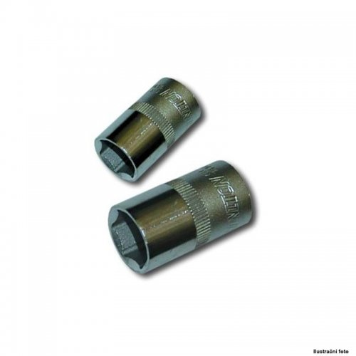 "Hlavice nástrčná 1/2"" 15mm 40CRV HONITON H1415"