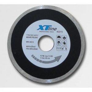 Kotouč diamantový plný laser 115x22,2 Xtline HCO115