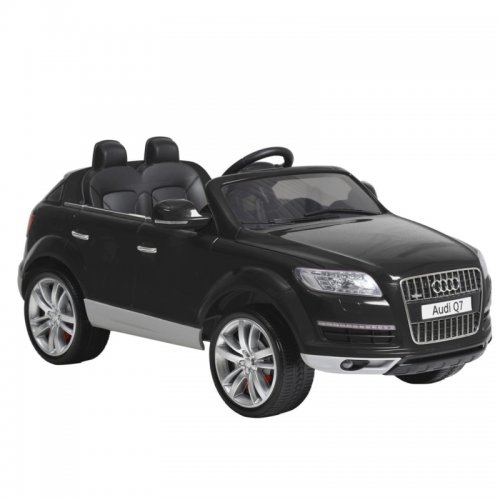 Dětské autíčko HECHT Audi Q7 AU716-BLACK
