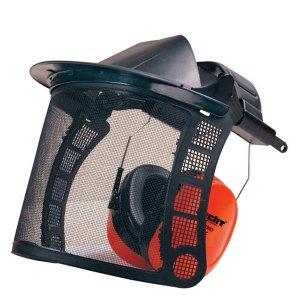 Přední štít se sluchátky HECHT 900105