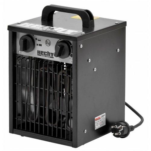 Přímotop s ventilátorem a termostatem HECHT 3502
