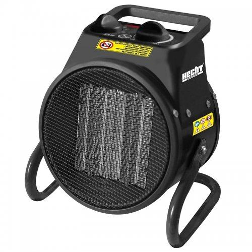Přímotop s ventilátorem a termostatem HECHT 3543