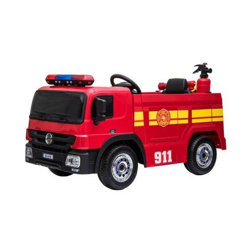 Dětské akumulátorové autíčko hasiči HECHT 51818
