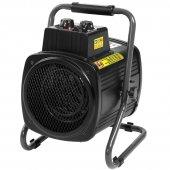 Přímotop s ventilátorem a termostatem HECHT 3324
