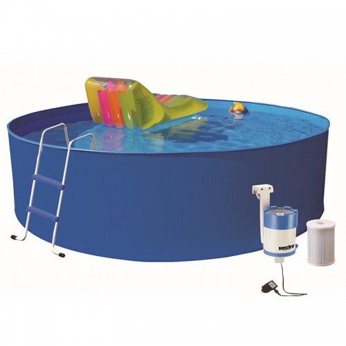 Bazén 350cm s filtrací HECHT 3590 BLUESEA