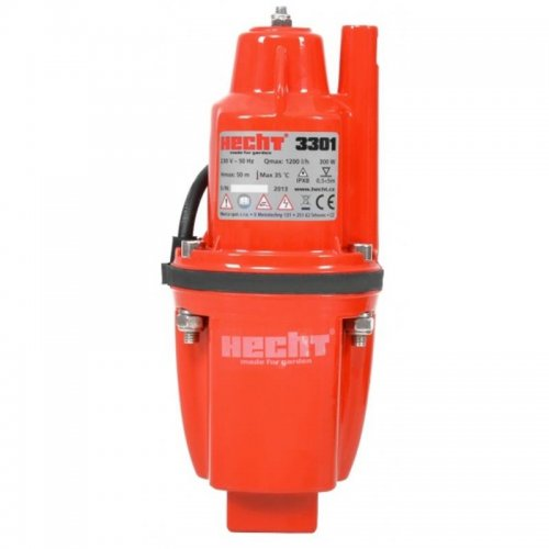 Ponorné vibrační čerpadlo HECHT 3301