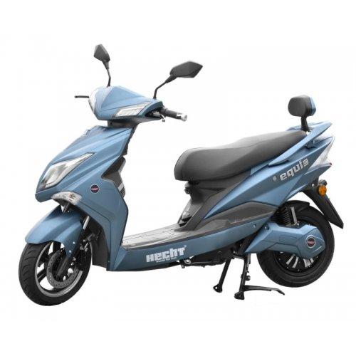 Elektrický skútr modrý HECHT EQUIS - BLUE