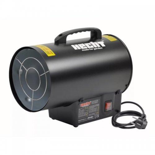 Plynová horkovzdušná turbína HECHT 3015