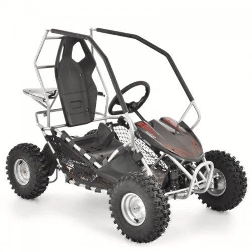 Akumulátorová buggy stříbrná HECHT 54899SILVER
