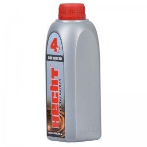 Celoroční olej pro 4-taktní motory HECHT 4T