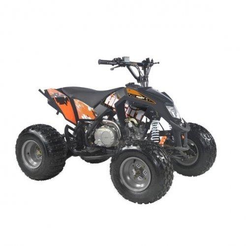 Dětská motorová čtyřkolka černá HECHT 54125 Black