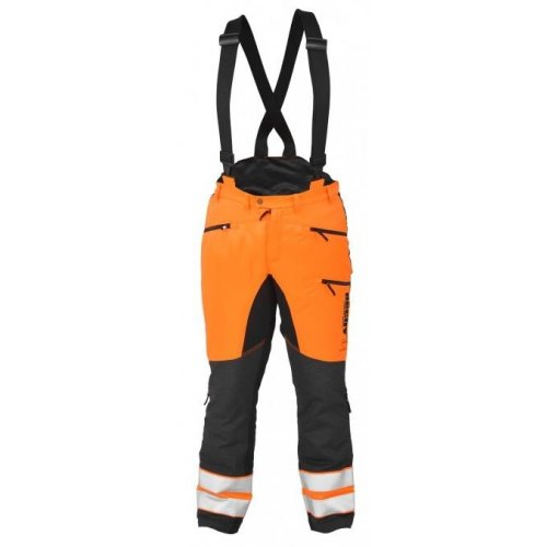 Profesionální ochranné kalhoty vel.M HECHT 900122