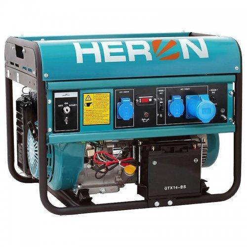 Benzínová elektrocentrála HERON EGM 68 AVR-1 8896119