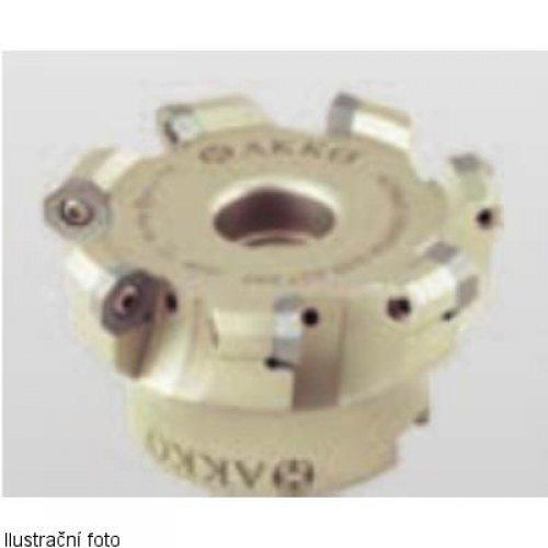 Čelní fréza nástrčná 43° průměr 80mm AKKO HSD00844