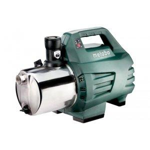 Domácí čerpadlo , vodní automat Metabo HWA 6000 Inox