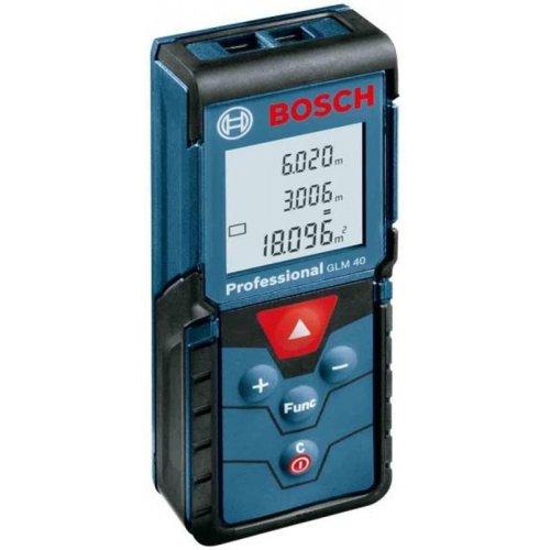 Laserový dálkoměr Bosch GLM 40 Professional 0 601 072 900