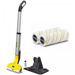 Aku podlahový čistič KÄRCHER FC 3 1.055-300 + náhradní sada válců