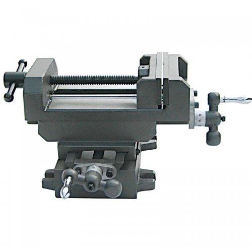 Křížový strojní svěrák PROMA KS-200P