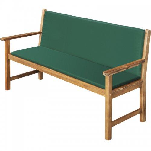 Potah na lavici - zelený FIELDMANN FDZN 9008