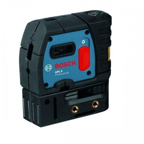 Samonivelační bodový laser Bosch GPL 5 Professional