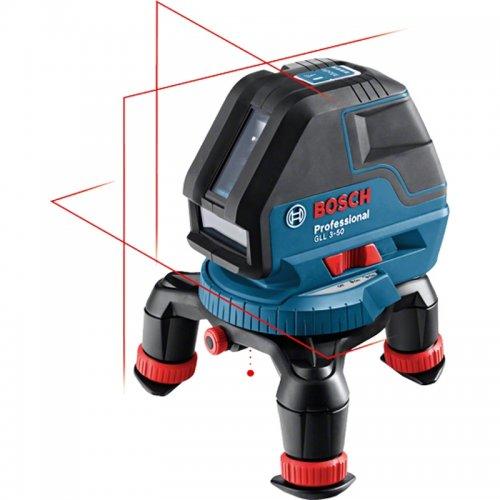 Multičárový laser Bosch GLL 3-50 Professional