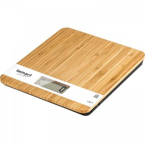 Kuchyňská váha BAMBOO LAMART LT7024