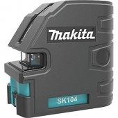 Křížový laser Makita SK104Z
