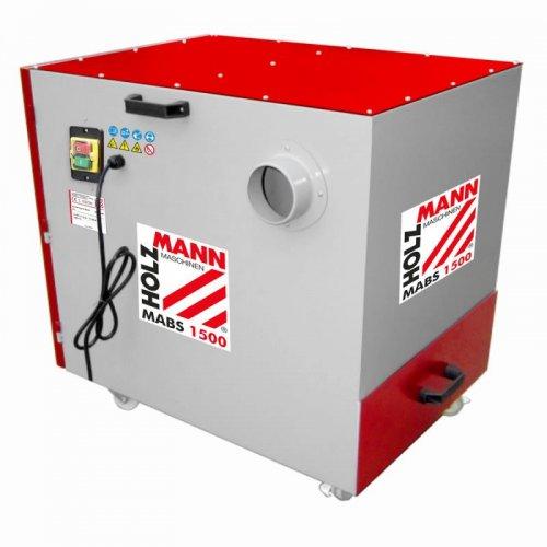 Odsavač kovového prachu Holzmann MABS1500