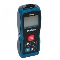Laserový měřič vzdálenosti 50m Makita LD050P