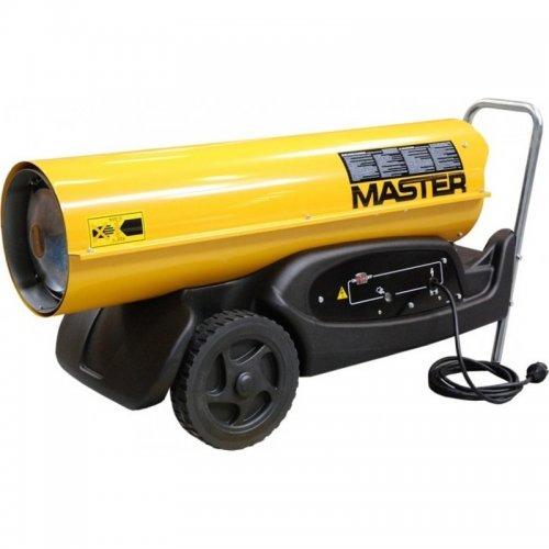 Mobilní naftové topidlo Master B 180