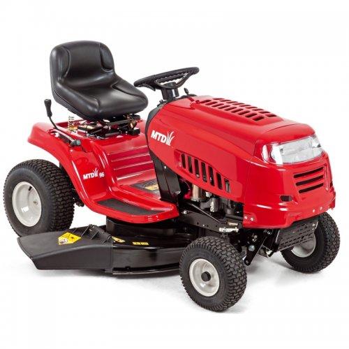 Travní traktor s bočním výhozem MTD LG 200 H