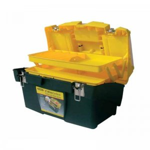 Box na nářadí s kovovými přezkami Mega Stanley 1-92-911