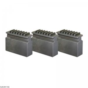 Měkké čelisti pro 4-čelisťové sklíčidlo průměr 80mm OPTIMUM 3442920