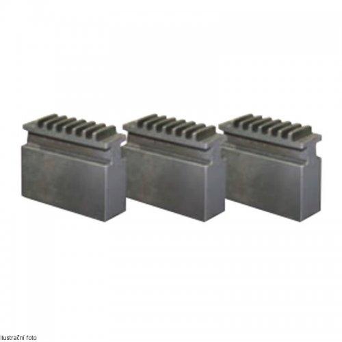 Měkké čelisti pro 4-čelisťové sklíčidlo průměr 160mm OPTIMUM 3442926