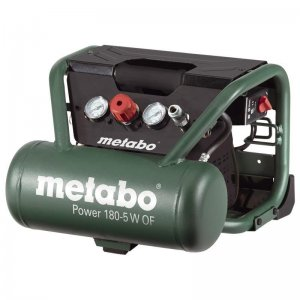 Bezolejový kompresor Metabo Power 180-5 W OF
