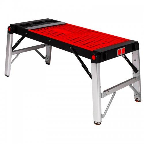 Multifunkční pracovní stůl a vozík Holzmann MF5IN1